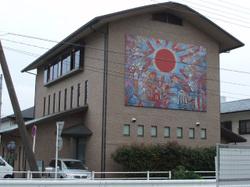 富田眞州彫刻展