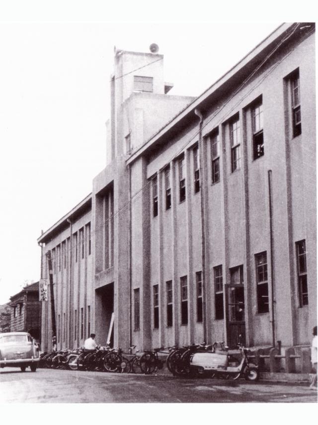 浦和市役所