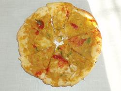 India_pizza