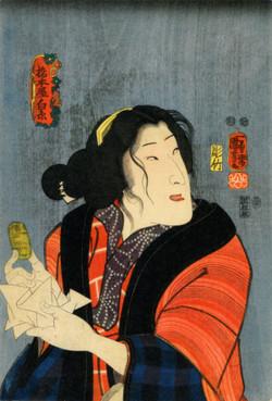 Kuniyoshi_shiraito