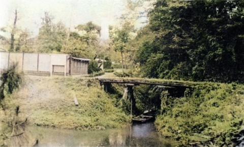 Tsusenbori_higashi1955c