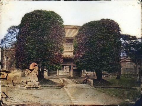 Sengakuji_1872