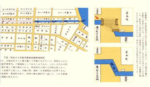 Benkeibashimap