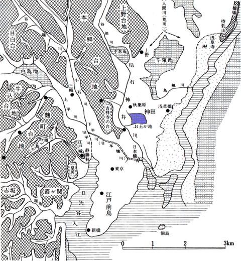 Otamagaike_map