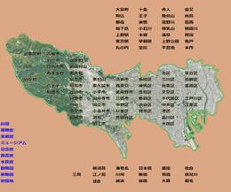 東京画像マップ